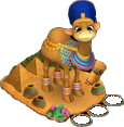 Chameau Égyptien Sans_313