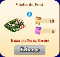 Vache Sportive Française / Vache Sportive / Vache de Foot => Lait Ecrémé Sans_t68