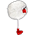 Habitat Perroquet Blanc => Plume de Perroquet Blanc Whitep16
