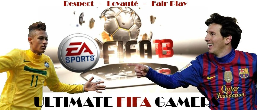 ULTIMATE FIFA GAMERS Bannie16