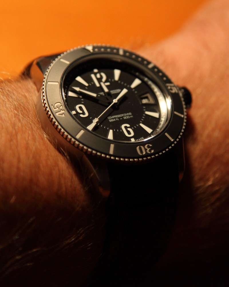 Jaeger - Jaeger-LeCoultre Master Compressor Diving Automatic Navy SEALs - Page 2 Jaeger10