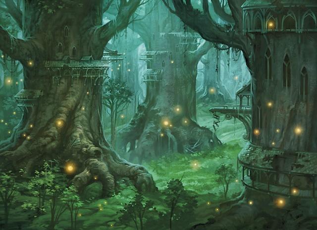 La forêt de Migans Migans10