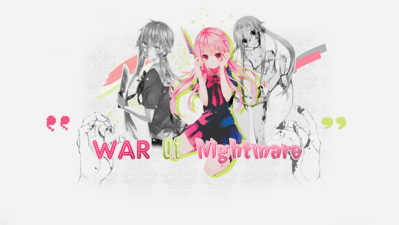 War Of Nightmare
