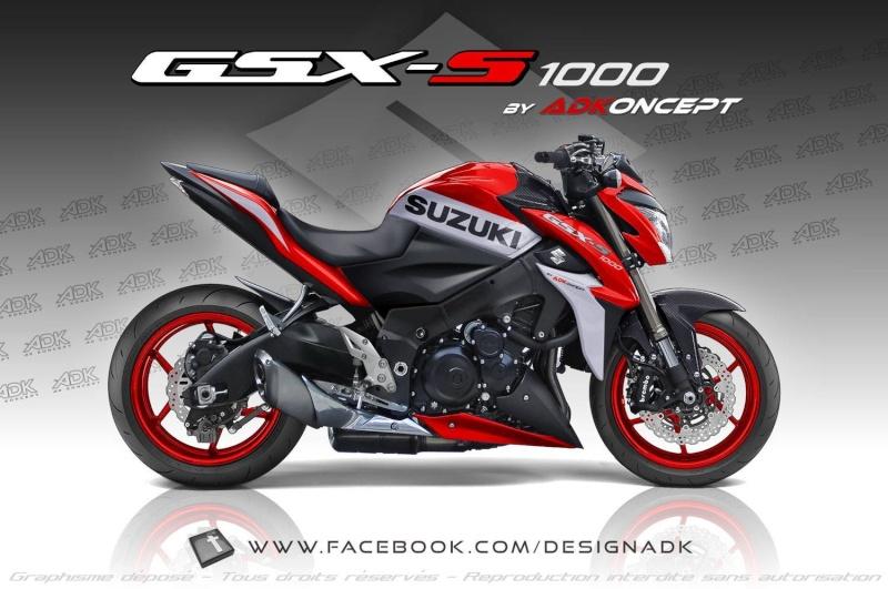 Le nouveau GSR 1000 en photos et vidéo promo - Page 6 0611