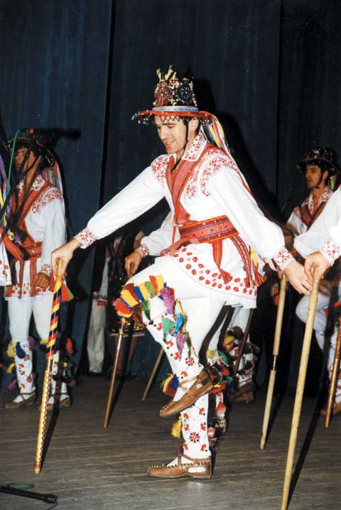 [Roumanie] - calusari - danse folklorique roumaine  Calusa10