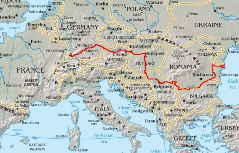 [Roumanie] - Le delta du Danube  Le_dan10