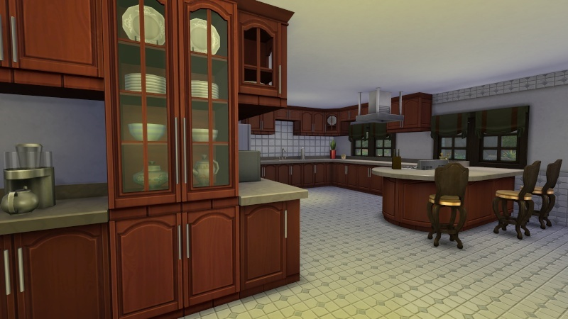 Villa Amore' The Sims 4  09-08-11