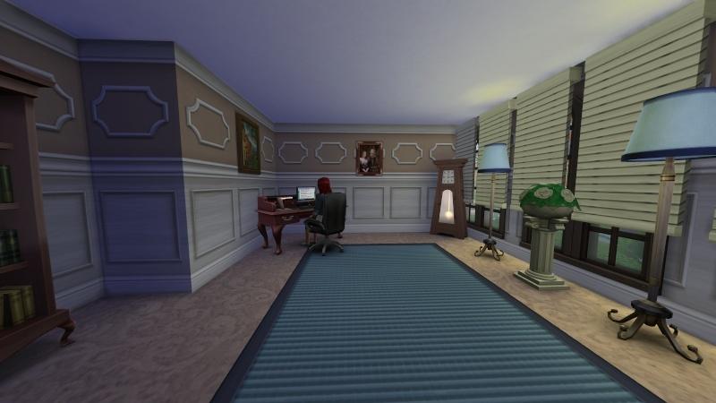 Villa Amore' The Sims 4  09-08-13