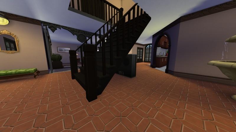 Villa Amore' The Sims 4  09-08-14