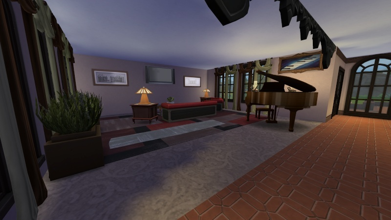 Villa Amore' The Sims 4  09-08-15