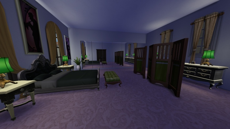 Villa Amore' The Sims 4  09-08-16