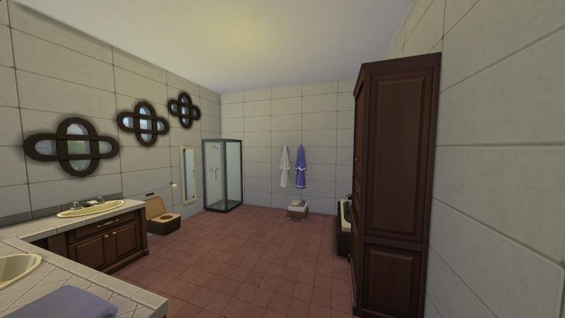 Villa Amore' The Sims 4  09-08-17