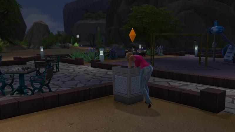 One Broke Sim Mamaj's Rosebud challenge 10-01-10