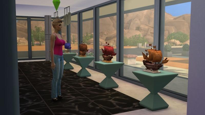 One Broke Sim Mamaj's Rosebud challenge 10-01-21