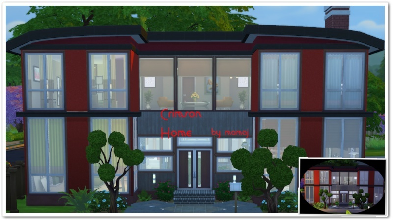 Crimson Home by mamaj 10-15-10
