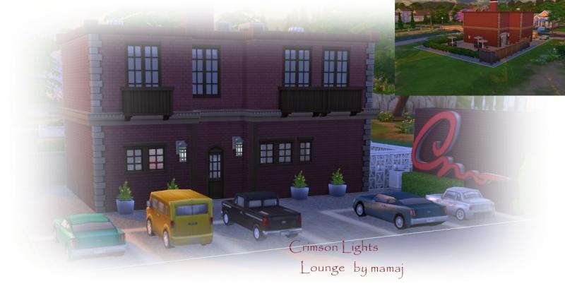 Crimson Lights Lounge by mamaj 10-16-10