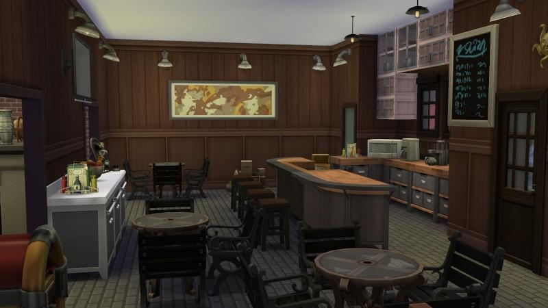 Crimson Lights Lounge by mamaj 10-16-11