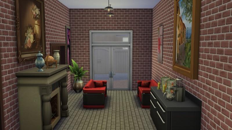 Crimson Lights Lounge by mamaj 10-16-13