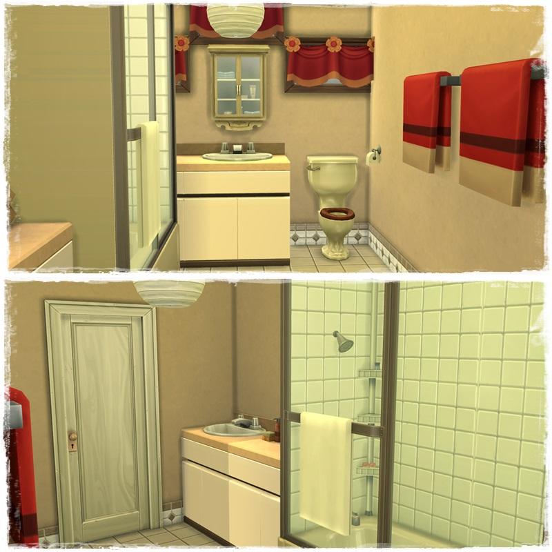 Simply Not an A-Frame Home by mamaj Bathro10