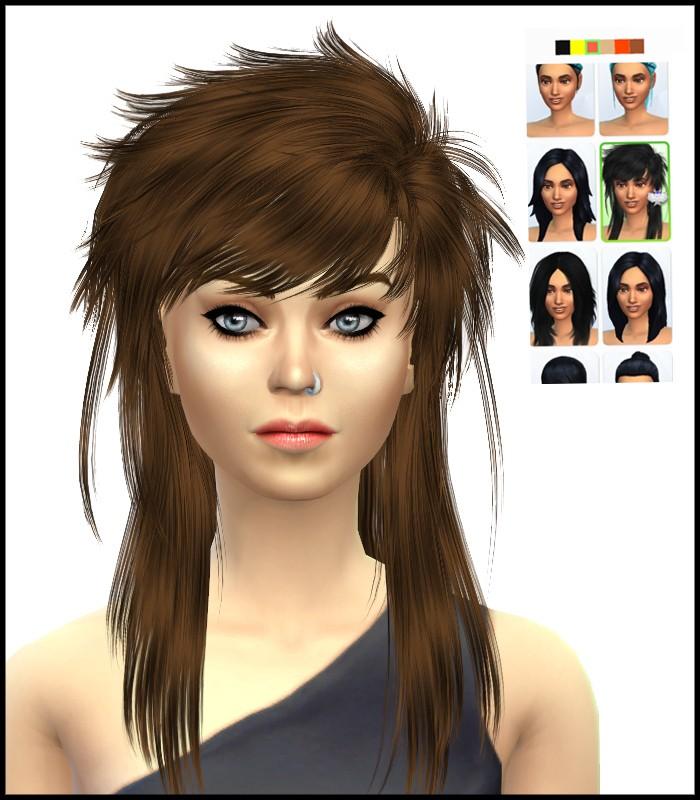 David Sims Holic Converted Hair Retextured by Simista David_10