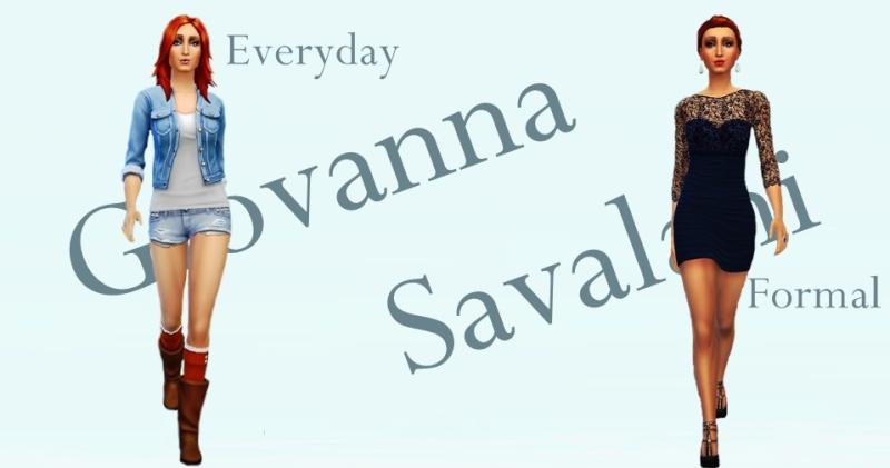 Giovanna Savalani Everyd10