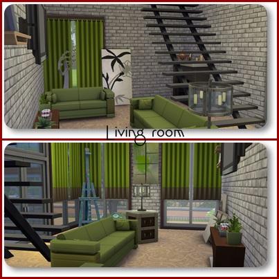 Crimson Home by mamaj Living11