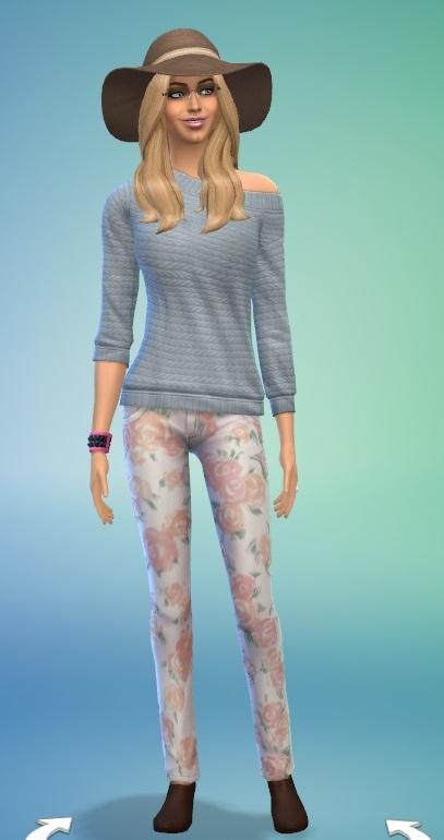 Sims 4 Creations by Mamaj My_sim20