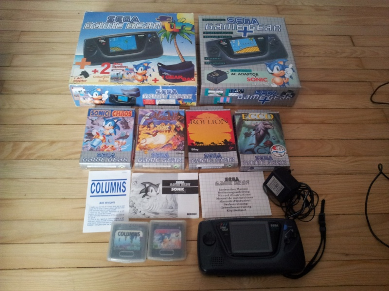 Street of Game Gear Redg Collection FULLSET PAL ET  JAP TERMINES !!!! - Page 5 Funpac10