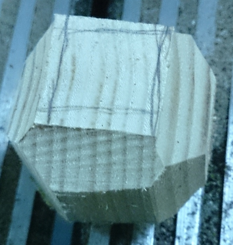 Réalisation d'un cylindre puis d'une sphère. Debut10