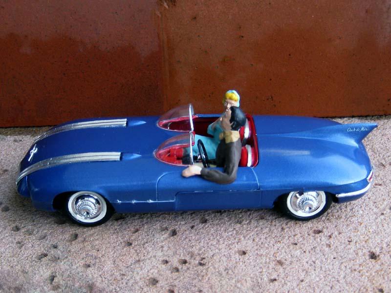 Pontiac Club de Mer 1:25 Revell Pontia10