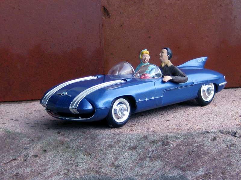 Pontiac Club de Mer 1:25 Revell Pontia11
