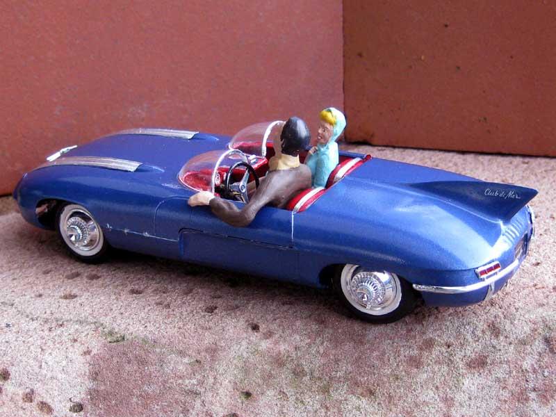 Pontiac Club de Mer 1:25 Revell Pontia12