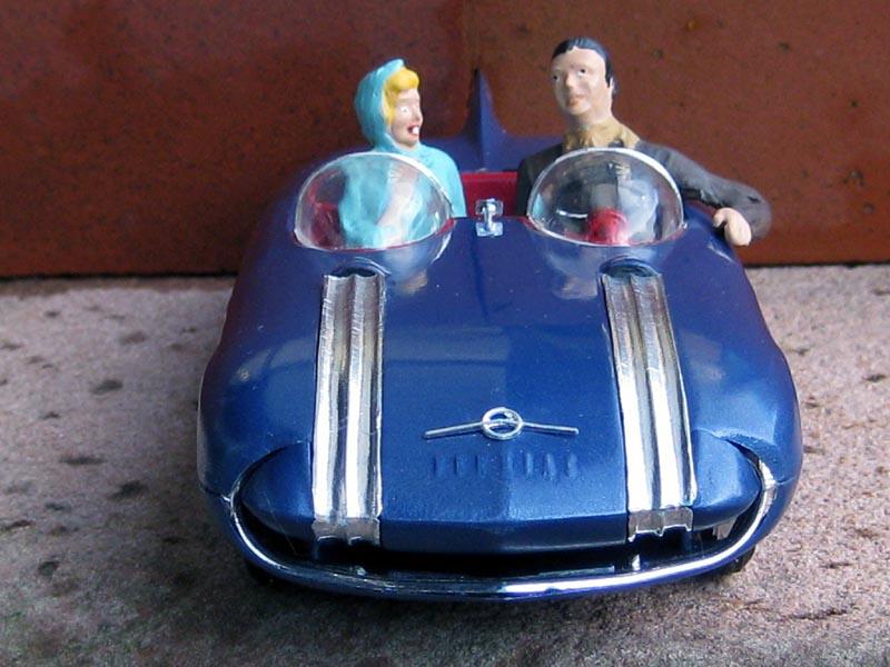 Pontiac Club de Mer 1:25 Revell Pontia14