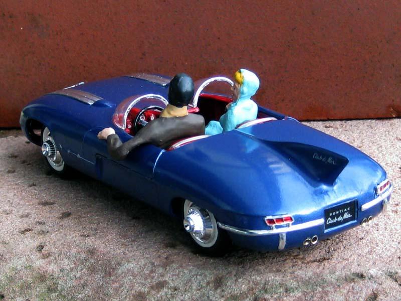 Pontiac Club de Mer 1:25 Revell Pontia15