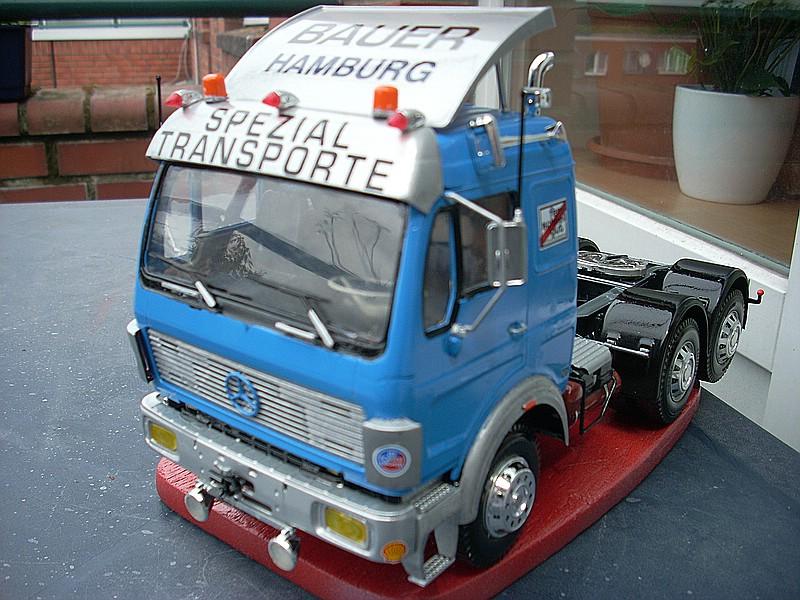 Alter Daimler NG aus Bastelschrott... 34333310