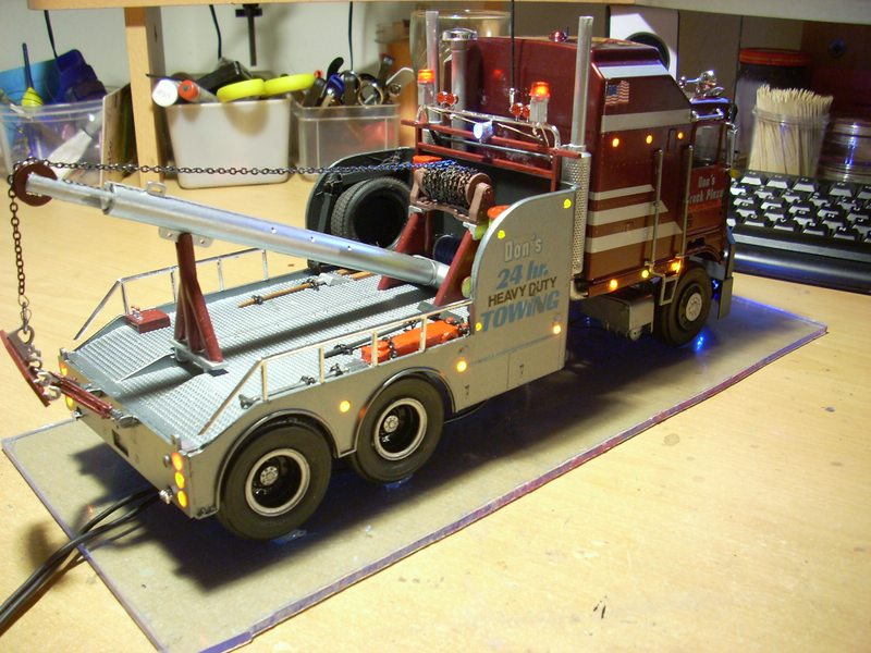 Kennworth K100 Wrecker 38656611