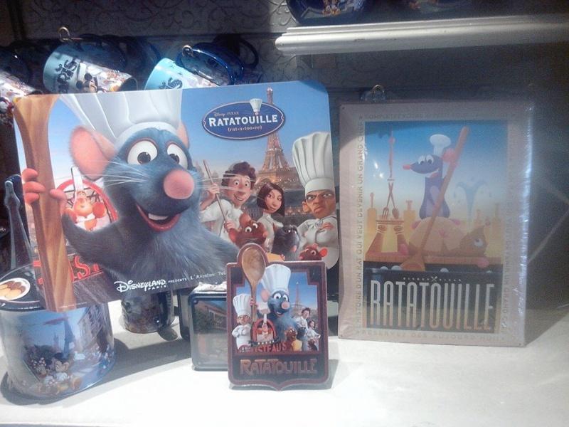 Merchandising Ratatouille 10300510