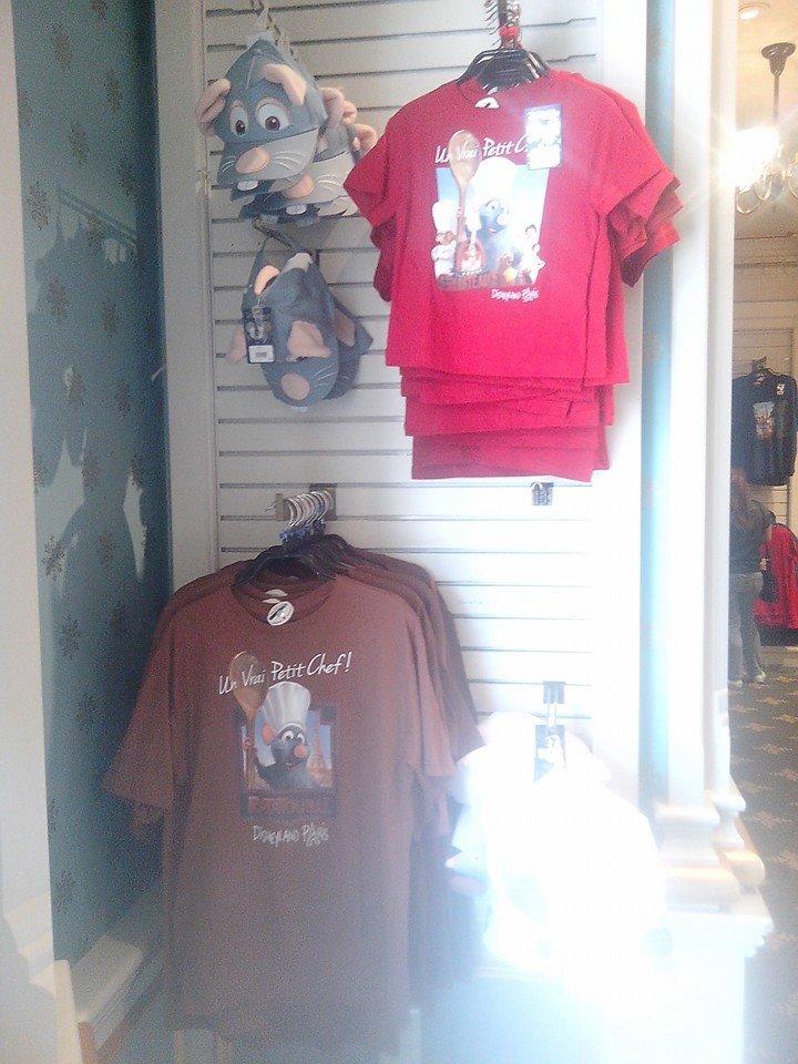 Merchandising Ratatouille 10409710