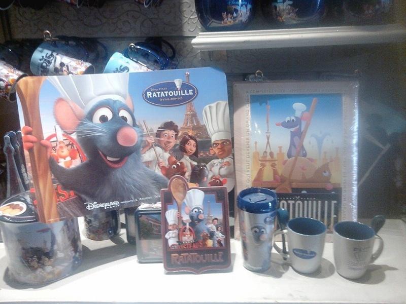 Merchandising Ratatouille 10469410