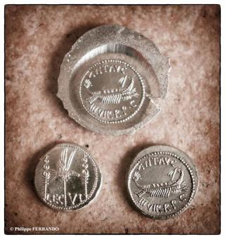 Mon projet : réaliser des reproductions de monnaies antiques 12341810