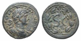 Trajan et Hadrien bronzes pour Antioche 13721610