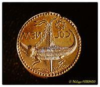 Mon projet : réaliser des reproductions de monnaies antiques 22544410