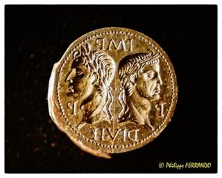 Mon projet : réaliser des reproductions de monnaies antiques 60028510