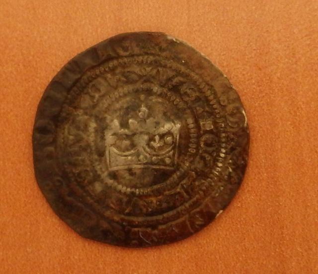 Gros de Prague de Charles 1er de Bohème Imgp0311