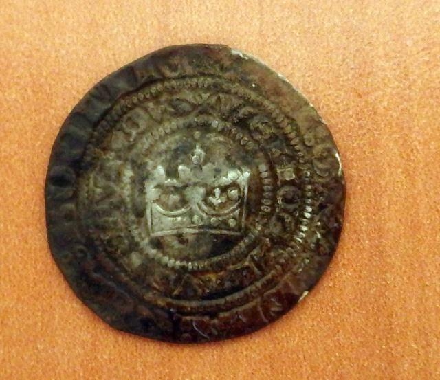 Gros de Prague de Charles 1er de Bohème Imgp0314