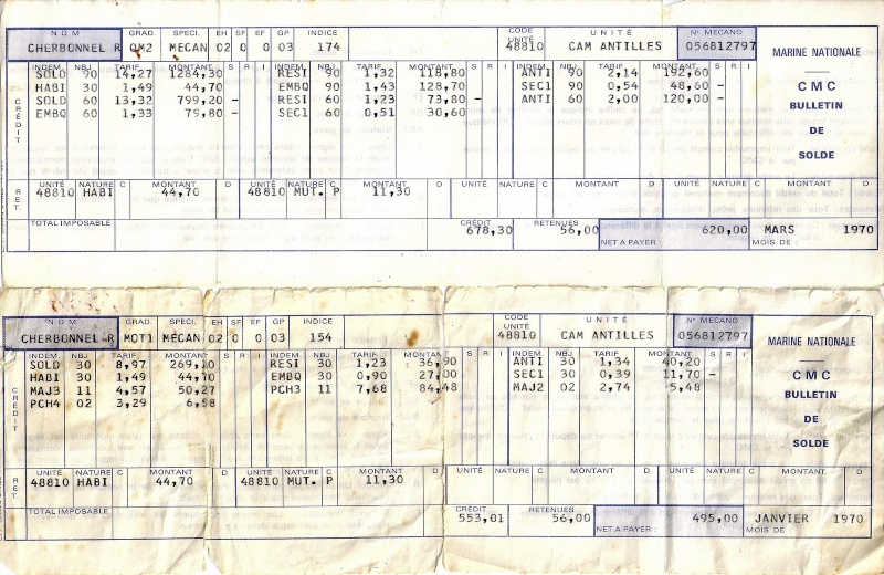 CROIX DU SUD (DM) - Page 2 Numari44