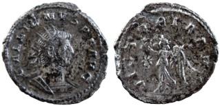 antoninien de Gallien pour Trèves Ric_0610
