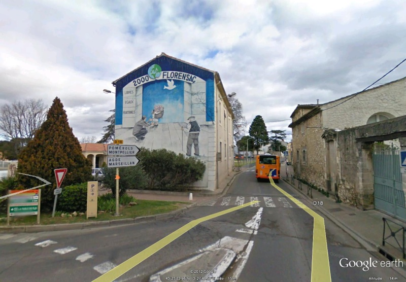 STREET VIEW : les fresques murales en France - Page 14 Floren10