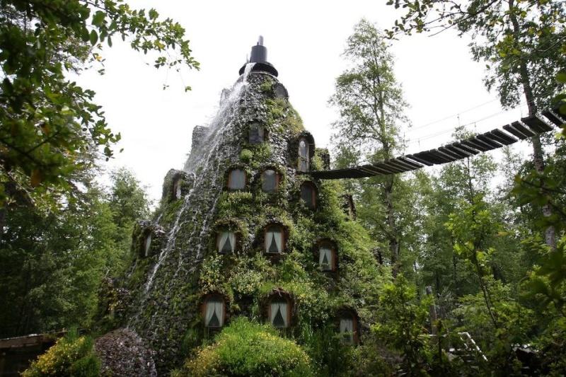 Petit tour des hôtels, gites et habitations les plus insolites Magic_11