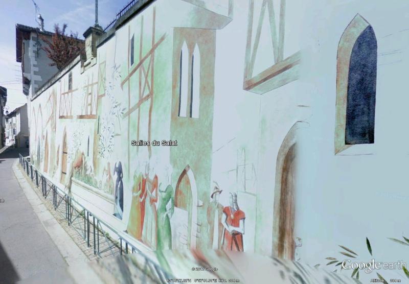 STREET VIEW : les fresques murales en France - Page 14 Salies12